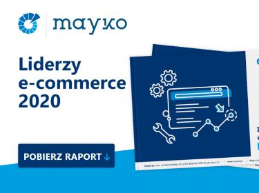 Liderzy e-commerce 2020 – pobierz raport
